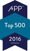 Spa 43 achieved TOP 500 Status for Allergan
