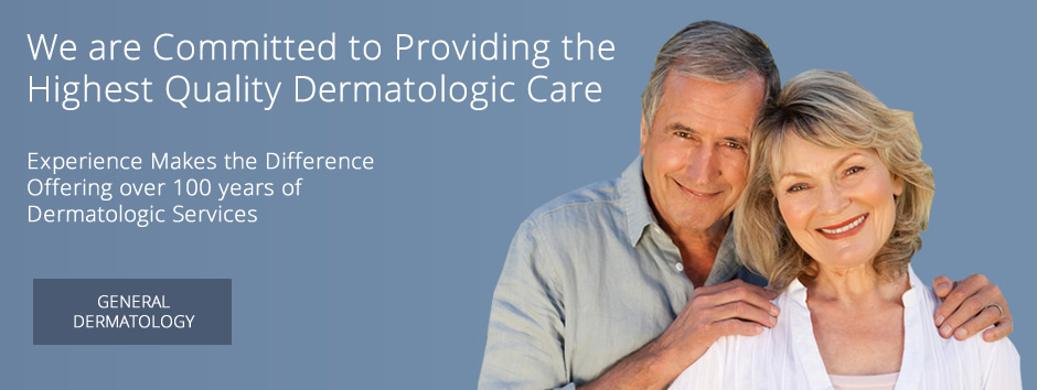 General Dermatolgoy Care offerings decorative image